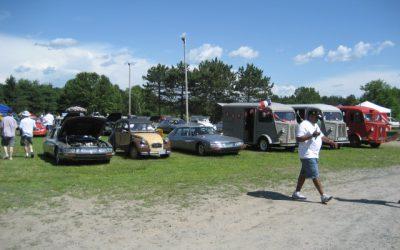 «Citroën Rendezvous» 2007 à Saratoga Springs