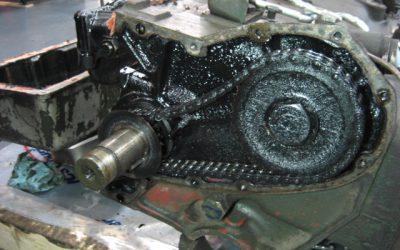15 Six: Début de la remise en état mécanique