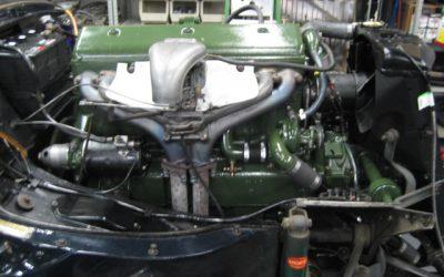 15 Six: End of the mechanical overhaul