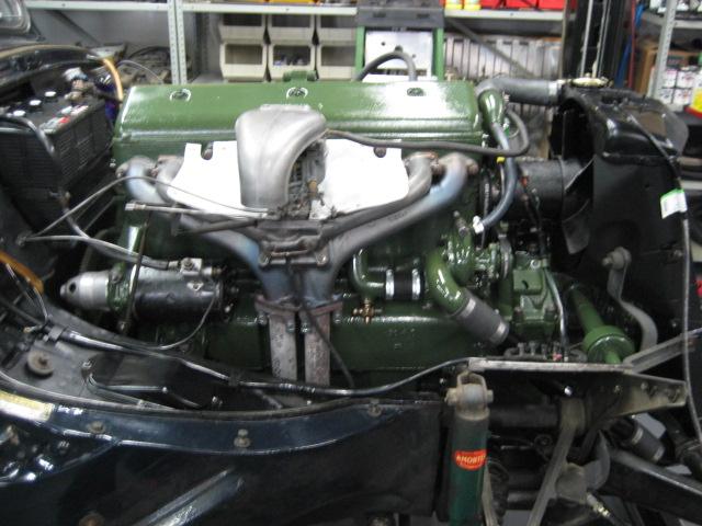 15 Six: Fin de la remise en état mécanique
