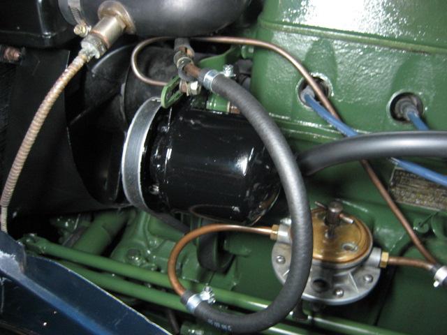 15 Six: Révision de la pompe hydraulique