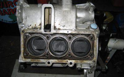 SM: Révision du moteur