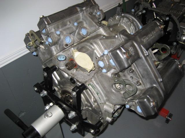 SM: Le moteur est de retour