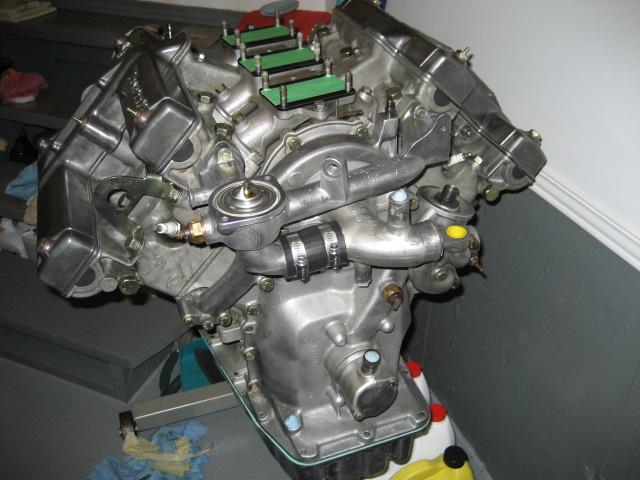 SM: Conditionnement du moteur
