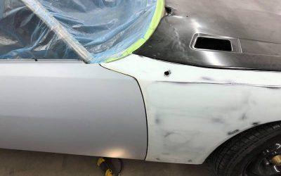 SM: Les travaux de carrosserie ont bien avancé
