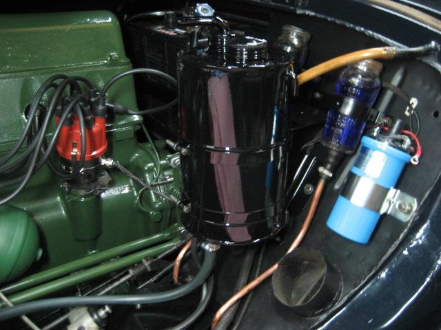 15 Six: Hydraulic overhaul