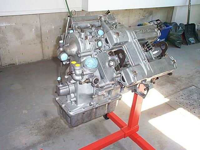 SM: Nettoyage moteur