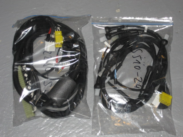 SM IE: Replacement of the injection wiring harness