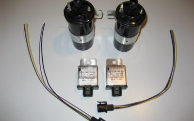 SM IE: Finitions et installation d'un allumage électronique