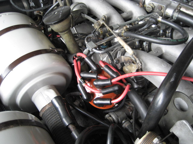 "SM IE: Installation of a ""123 Ignition"" electronic Ignition"