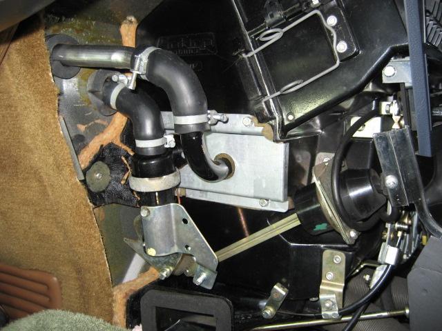 SM IE: Réparation du système de chauffage